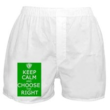 Keep Calm and CTR Boxer Shorts