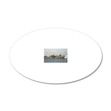 Repairing A Dream 20x12 Oval Wall Decal