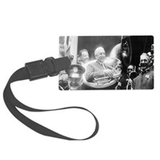 Warren G. Harding - Sousaphone Luggage Tag