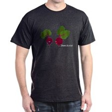 Beet Boxin' Men's T-Shirt