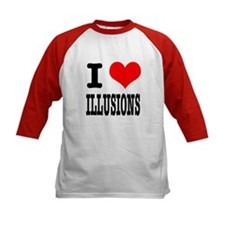 I Heart (Love) Illusions Tee