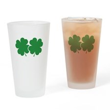 luckyCharmssTouch1B Drinking Glass