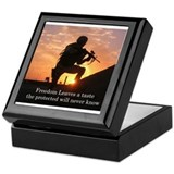 Freedom Keepsake Box