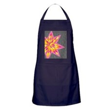 Morgan's Star Apron (dark)