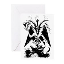 Baphomet Greeting Cards (Pk of 10)