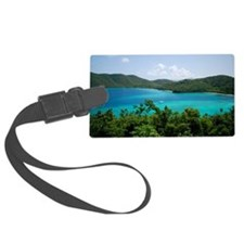 St. John USVI Luggage Tag