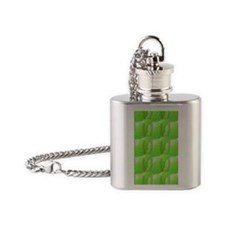 Softball Flask Necklace
