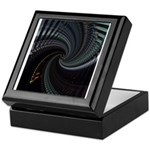 Dark Spiral Keepsake Box