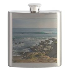 Coastal Edge Flask