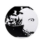 Thom thru Jug Ornament (Round)