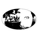 Thom thru Jug Oval Sticker