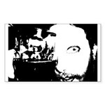Thom thru Jug Rectangle Sticker