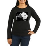 Thom thru Jug Women's Long Sleeve Dark T-Shirt