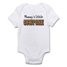Mommy's Little Cowpoke Infant Bodysuit