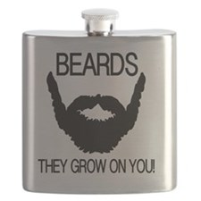 Beards they grow on you Flask