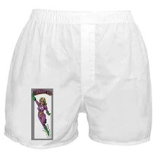 Stylish TORNADO GIRL Boxer Shorts