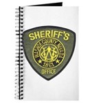 Washoe County Sheriff Journal