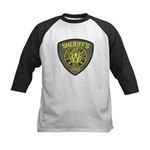 Washoe County Sheriff Kids Baseball Jersey