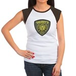 Washoe County Sheriff Women's Cap Sleeve T-Shirt