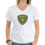 Washoe County Sheriff Women's V-Neck T-Shirt