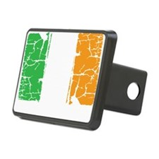 irish flag, craic head, st Hitch Cover