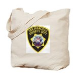 San Francisco Sheriff Tote Bag