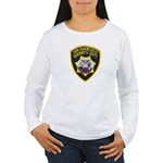 San Francisco Sheriff Women's Long Sleeve T-Shirt
