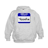 hello my name is yoselin Hoodie