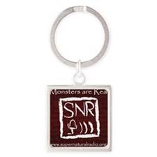 New SNRadio Logo Square Keychain