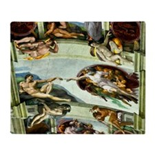 Sistine Chapel 11X15 Throw Blanket