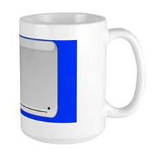 Text Whale Txt Bubble Mug