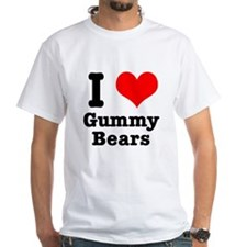 I Heart (Love) Gummy Bears Shirt