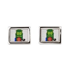BBALL LARGE Cufflinks