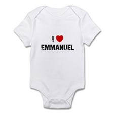 I * Emmanuel Infant Bodysuit