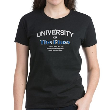 The Blues Women's Dark T-Shirt