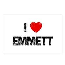 I * Emmett Postcards (Package of 8)