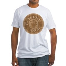 Coffee Snob Coffee Logo Shirt