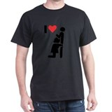 Cool Nude man T-Shirt
