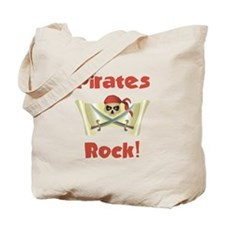 Pirate Birthday Tote Bag