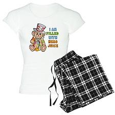 Teddy Bear Filled with Hero Pajamas