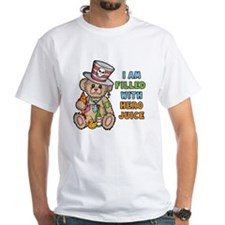 Teddy Bear Filled with Hero Juice Shirt