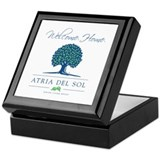 Atria Welcome Home Keepsake Box