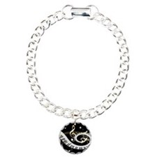 musical notes 45 Charm Bracelet, One Charm