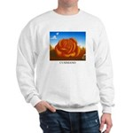 Sweatshirt: Eros' Repose