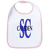 Camden South Carolina Bib