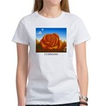 Women's T-Shirt: Eros' Repose