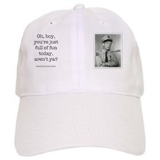 Don Knotts Mug Youre FULL of fun today Baseball Cap