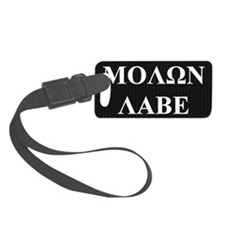 Come and Take It (Molon Labe Hon Luggage Tag