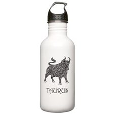 Taurus T-Shirt Water Bottle