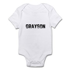 Grayson Infant Bodysuit